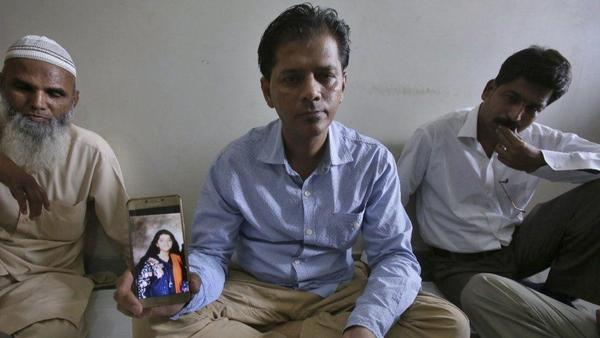 Family of Pakistani girl killed in Texas school shooting begs U.S.: 'Please make sure this doesn't happen again'