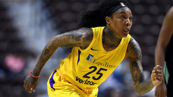 Sparks will be without Candace Parker when they open the season Sunday against Minnesota