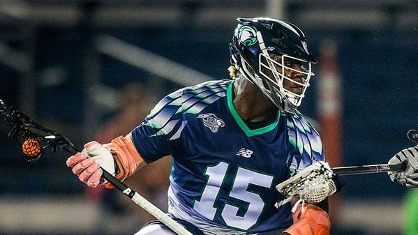 Jones scores five goals as Bayhawks come back to beat Cannons, 14-11