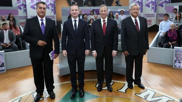 All eyes on Tijuana for Mexico's second presidential debate | San Diego Union Tribune