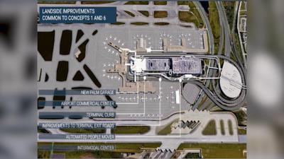Sun sentinel broward palm beach florida news fort lauderdale hollywood international airport to undergo major changes publicscrutiny Choice Image