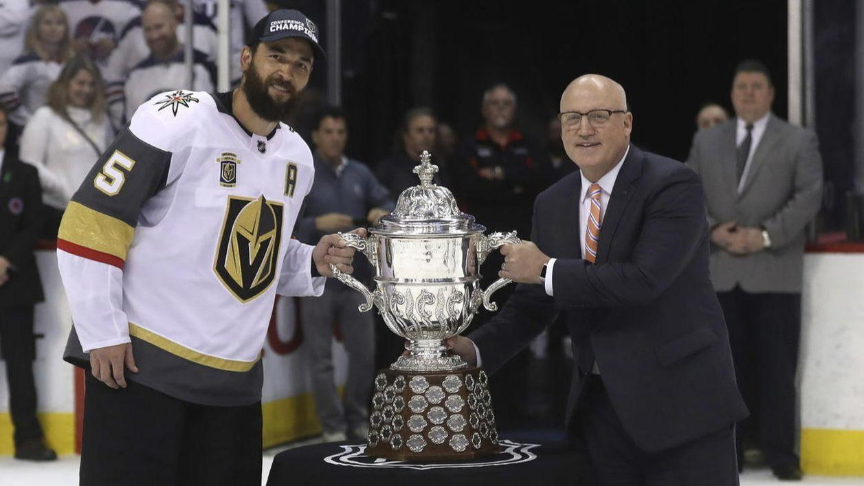 Vegas Golden Knights are four wins from the NHL's 'Miracle ...