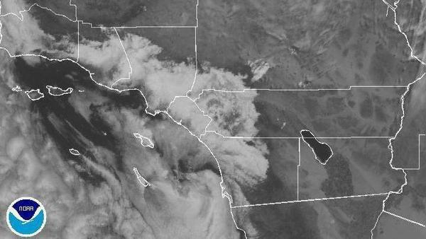 NOOOO! San Diego has been cloudy for 71 straight hours, and 'May Gray' could last several more days | San Diego Union Tribune