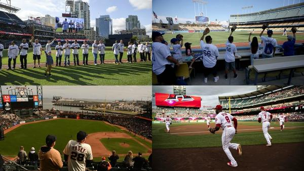 Catch baseball joy in L.A, Anaheim, San Diego, maybe even the Bay Area