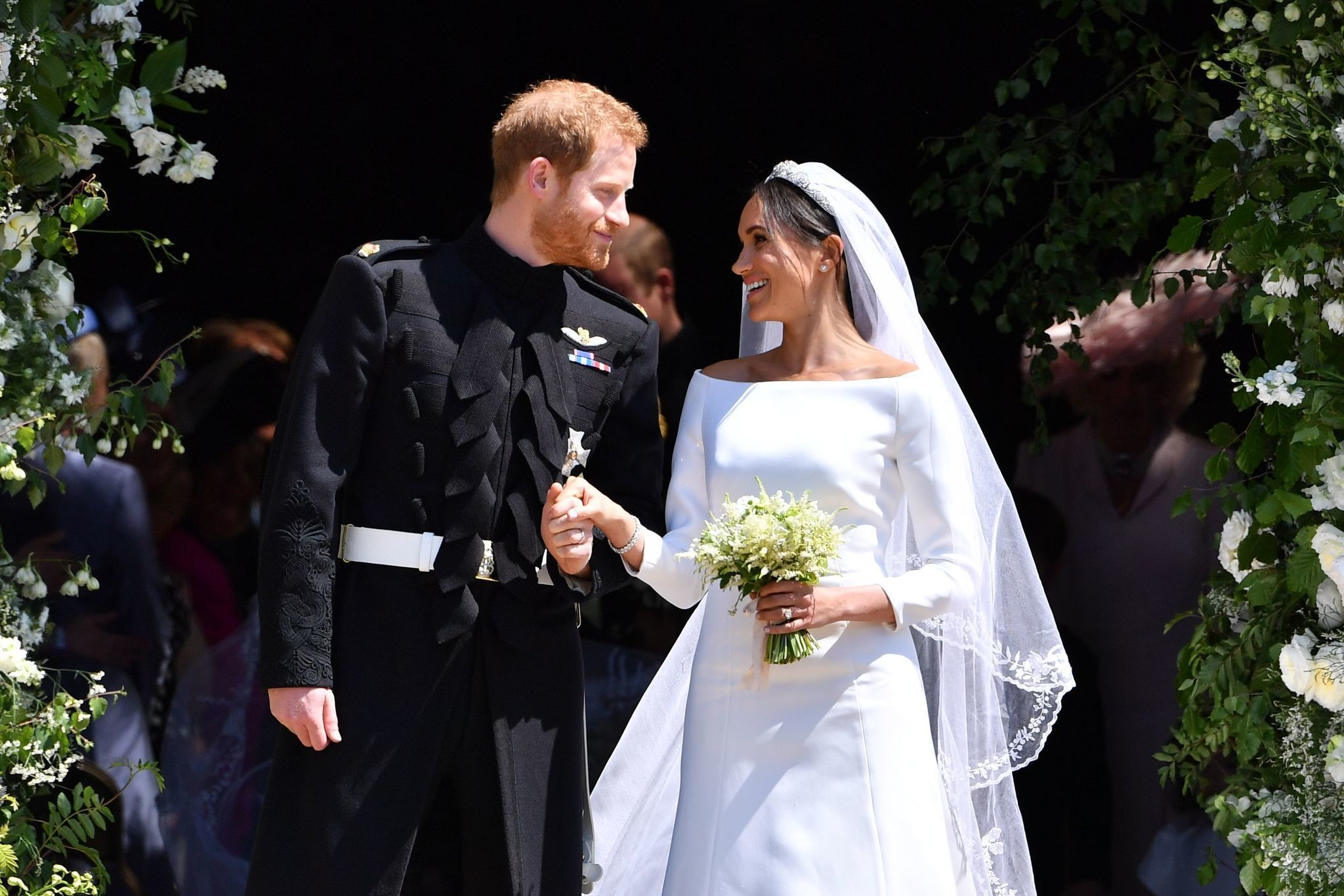 Photos Prince Harry And Meghan Markle S Wedding Chicago