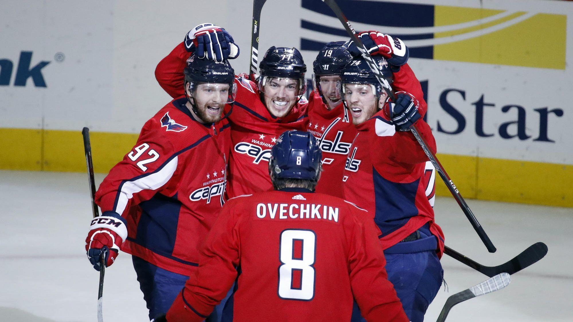 Capitals rough up Lightning to force Game 7 in East final - Chicago ... f0b10edbe21