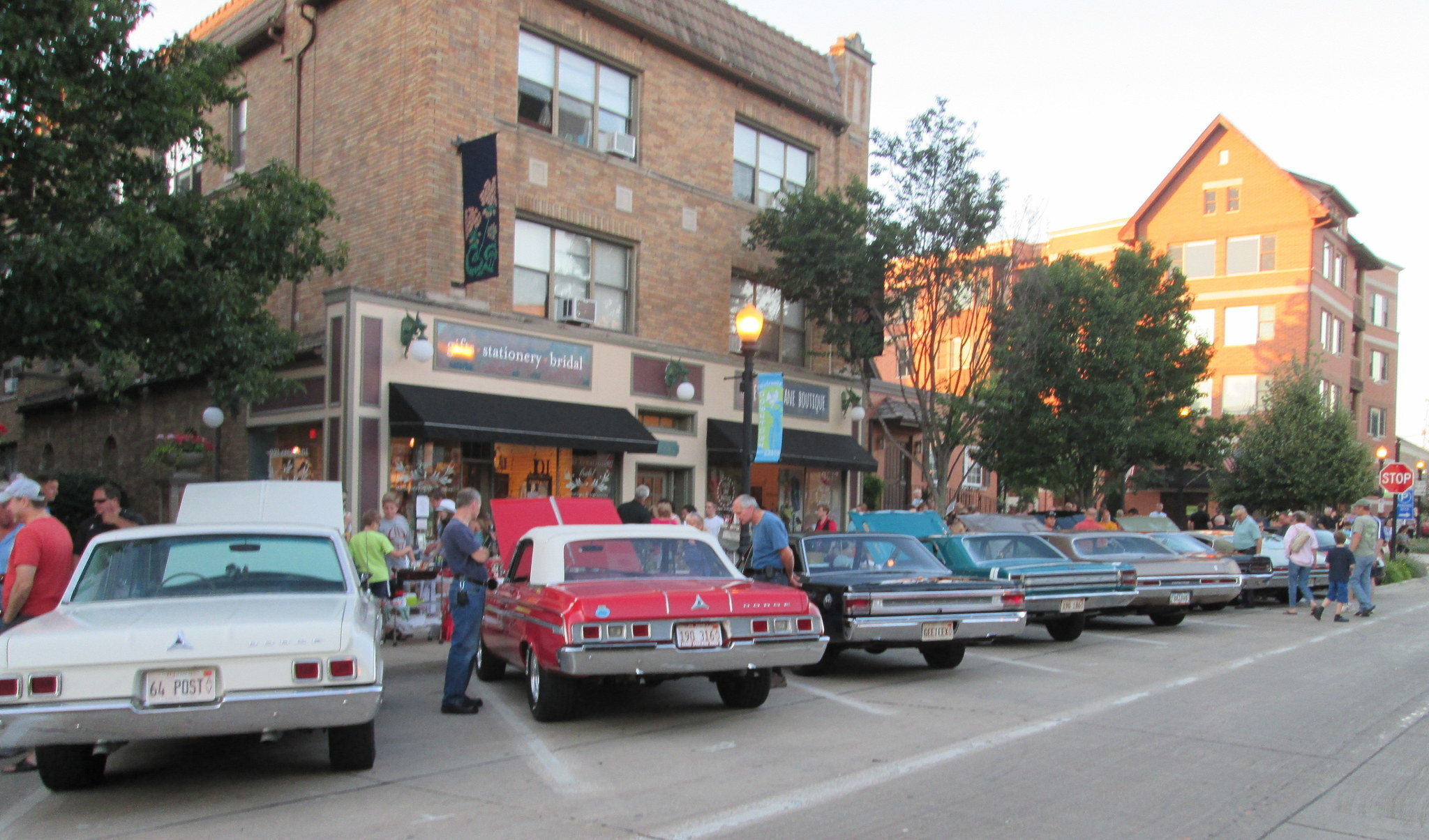 Th Annual Downtown Downers Grove Summer Nights Classic Car Show - Car show downtown