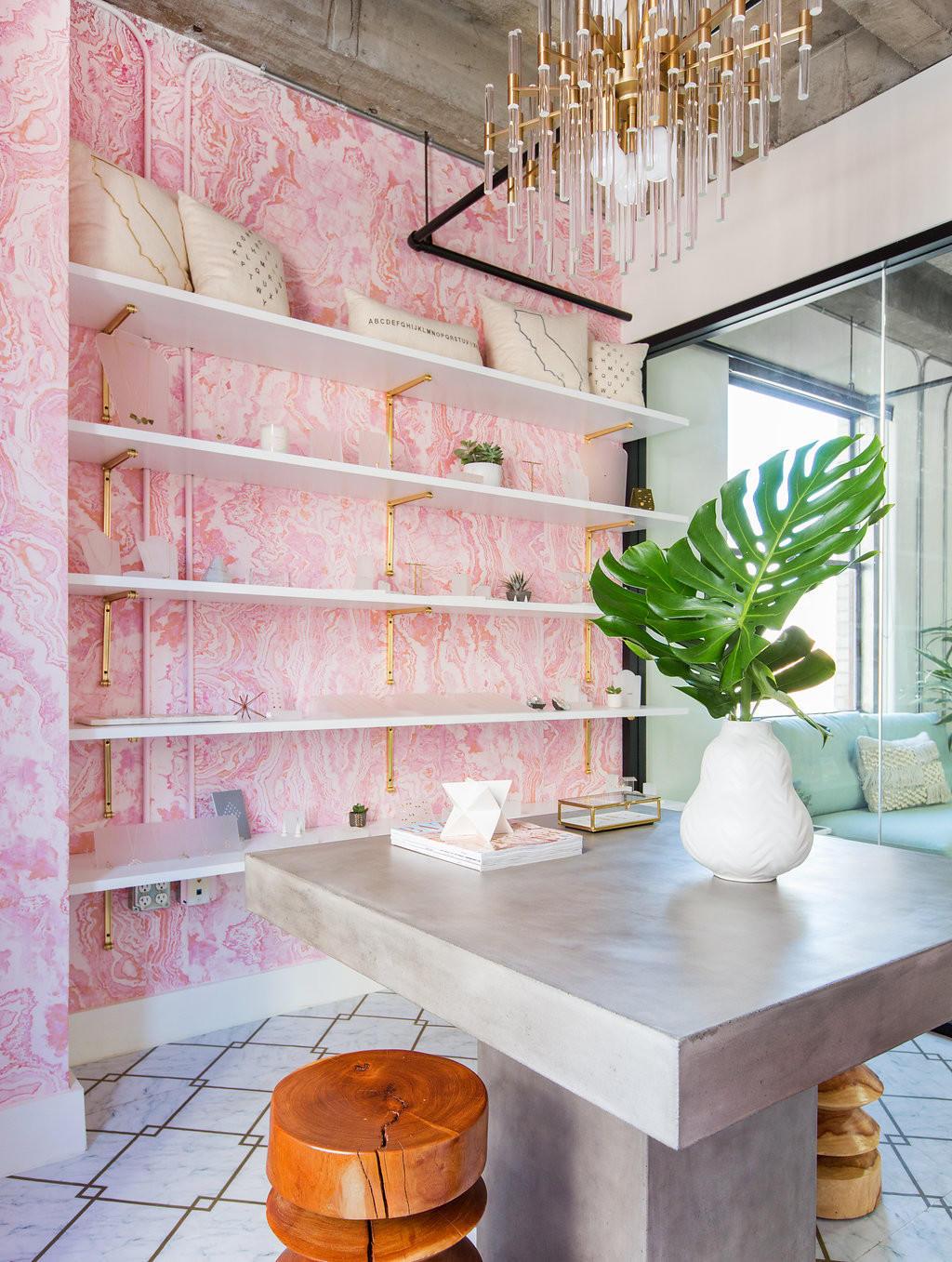 Jewelry designer Maya Brenner's DTLA showroom gets an upgrade