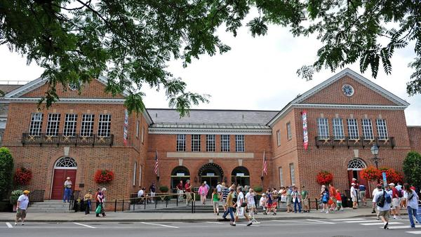 Nine days of baseball tour, from games to stadiums to the Hall of Fame