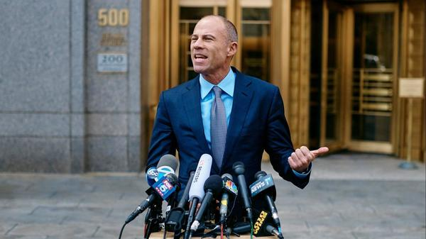 Law firm of Stormy Daniels' attorney hit with $10-million judgment