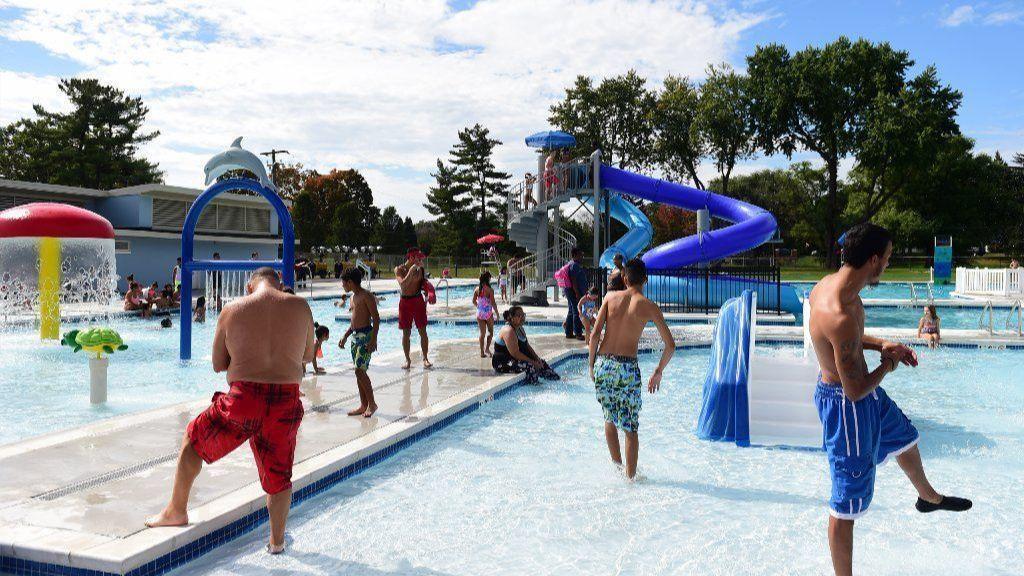 Cedar beach pool opening marks end of 39 nightmare 39 the - Cedar beach swimming pool allentown pa ...