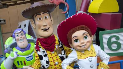 What's new at theme parks: Wonder Woman coaster, Pixar Pier