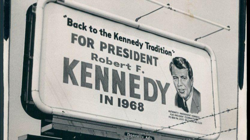 Image result for RFK announces run