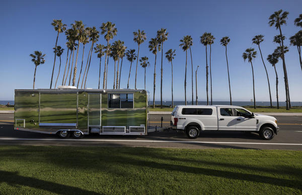 They ditched pricey home ownership for a small house on wheels — and they love it