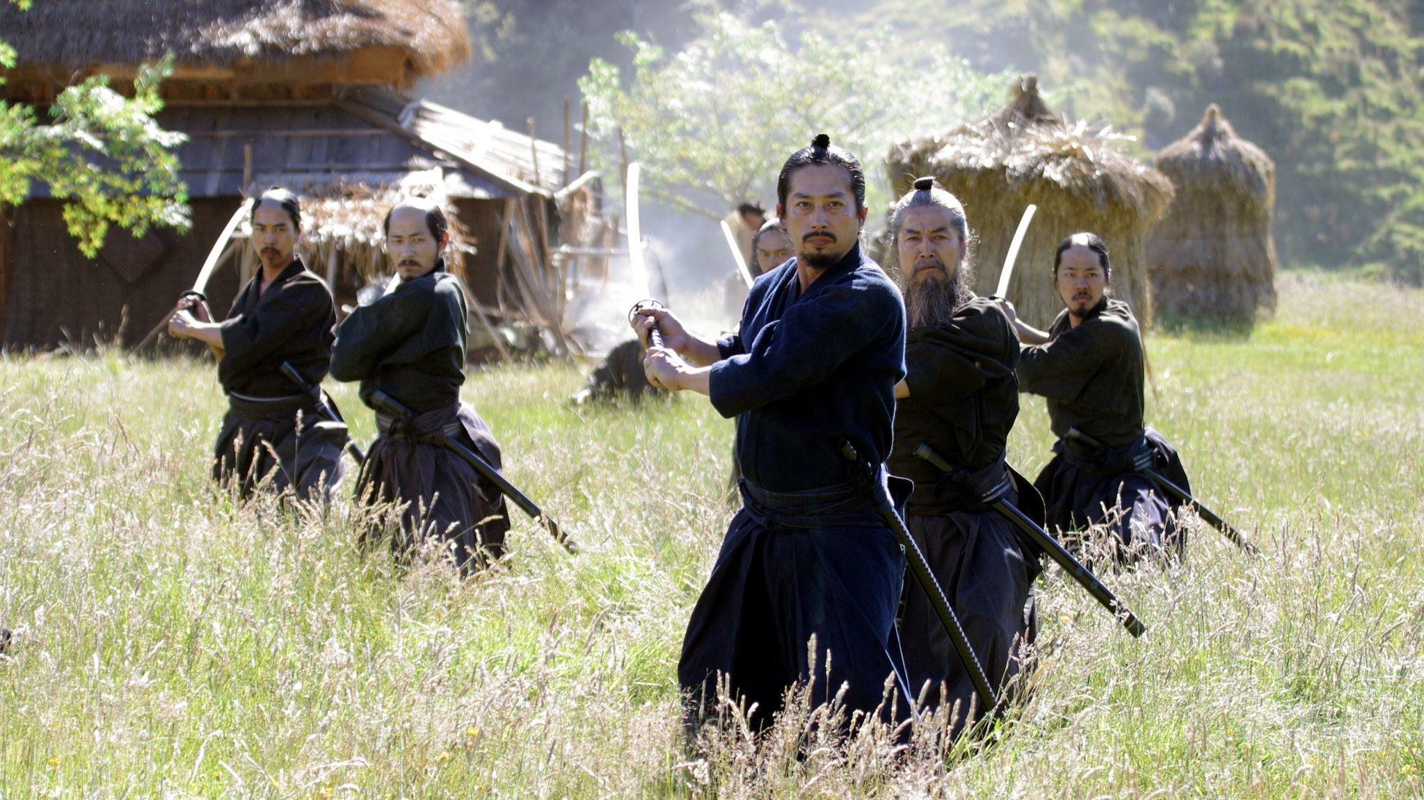 """""""The Last Samurai"""""""