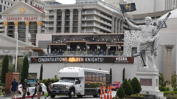 Las Vegas has Golden Knights fever. Tickets for Stanley Cup Final games go on sale Friday