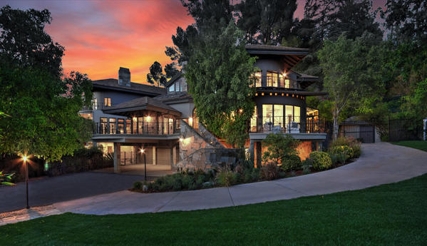 Former home of rocker Tom Petty freefalls into the Encino market post-makeover