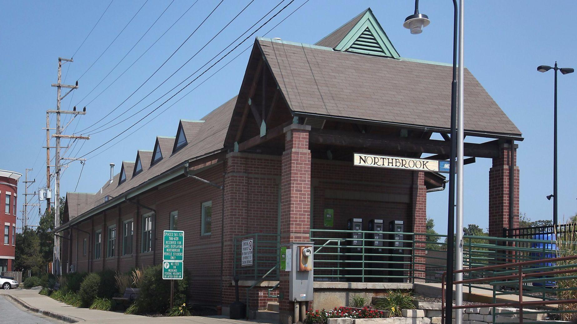 Northbrook Exploring Possibility Of Moving Metra Station To Grainger  Property   Northbrook Star