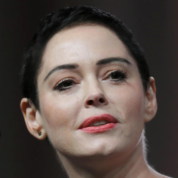 Rose McGowan on Weinstein arrest: 'His face has terrorized me for so long'