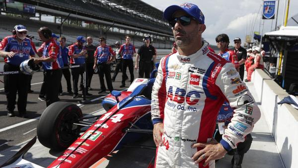 Tony Kanaan tops speed chart in final Indy 500 practice. Can he do it again in Sunday's race?