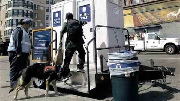 Costa Mesa drops plan for mobile restrooms for homeless people based on business survey