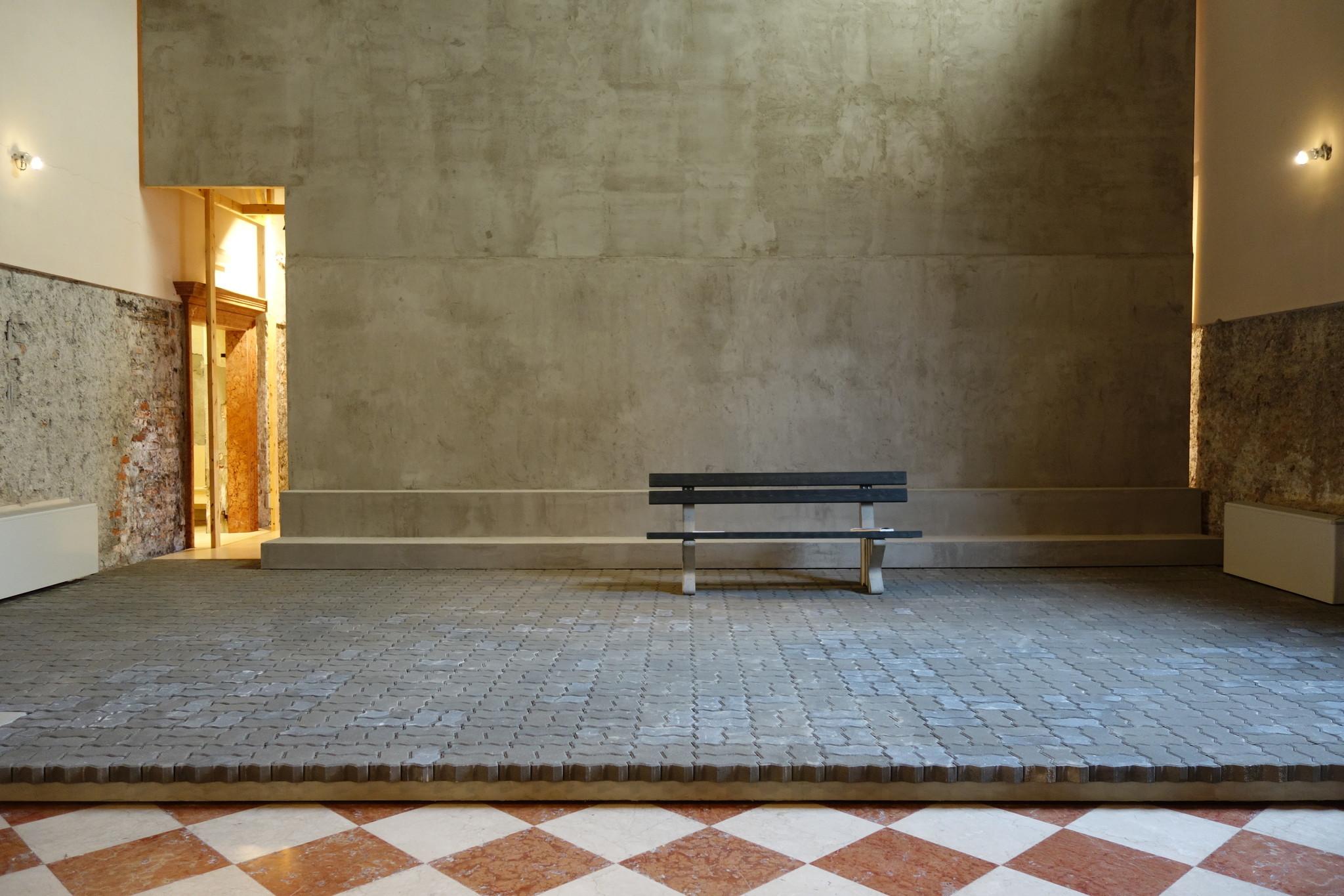 Venice Architecture Biennale 2018 — Estonian Pavilion