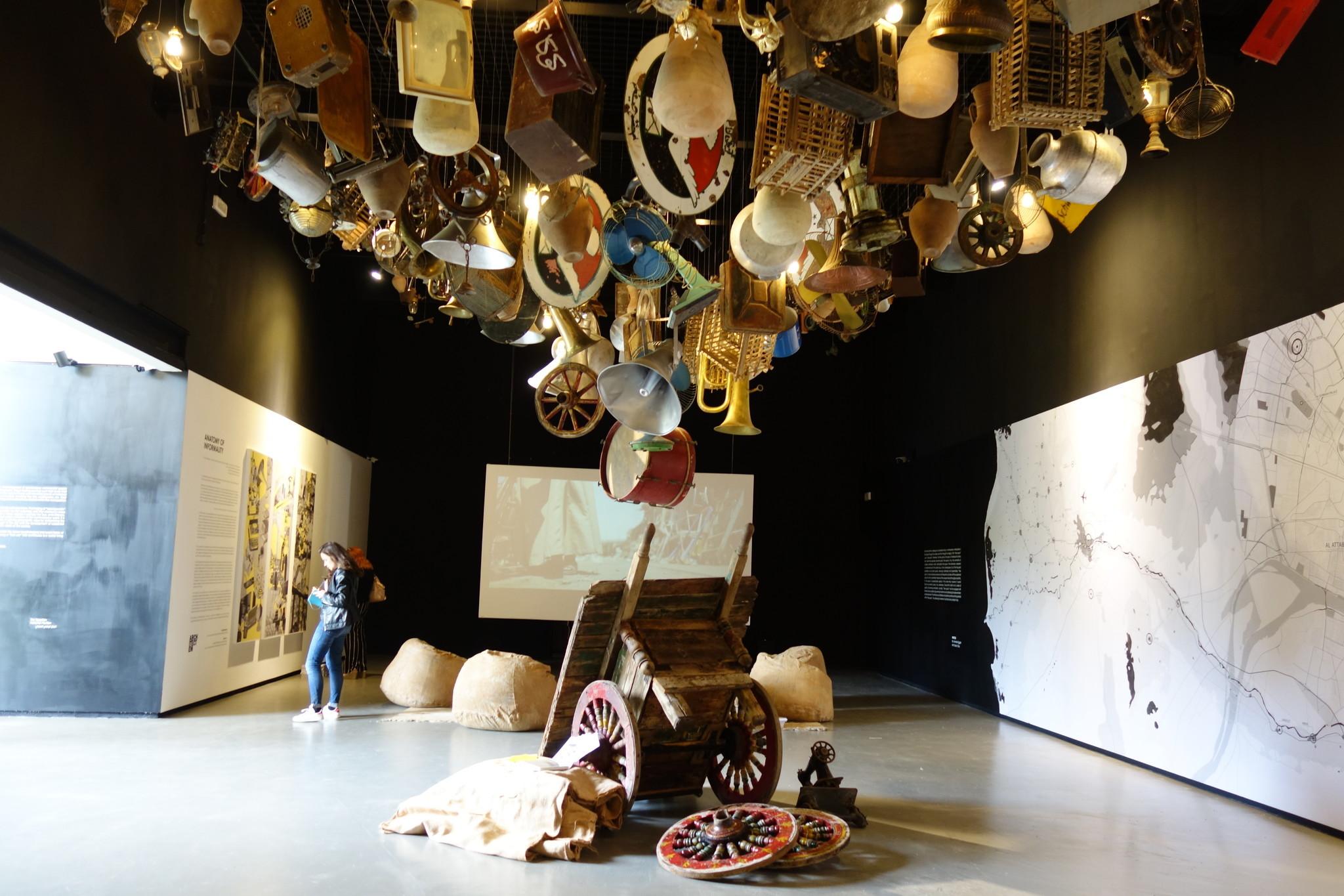 Venice Architecture Biennale 2018 — Egypt