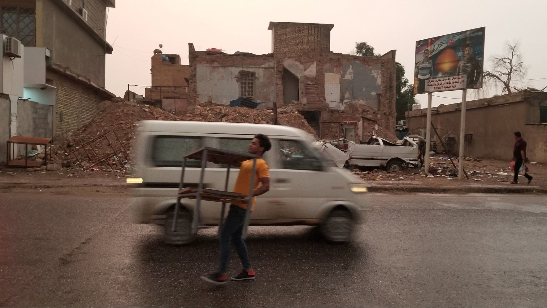 Basra was once a jewel of a city. Now it's a symbol what's wrong in Iraq