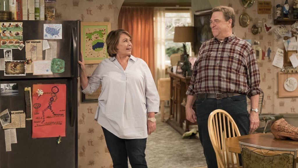 Roseanne's Sara Gilbert condemns Roseanne's tweets as ABC show is cancelled