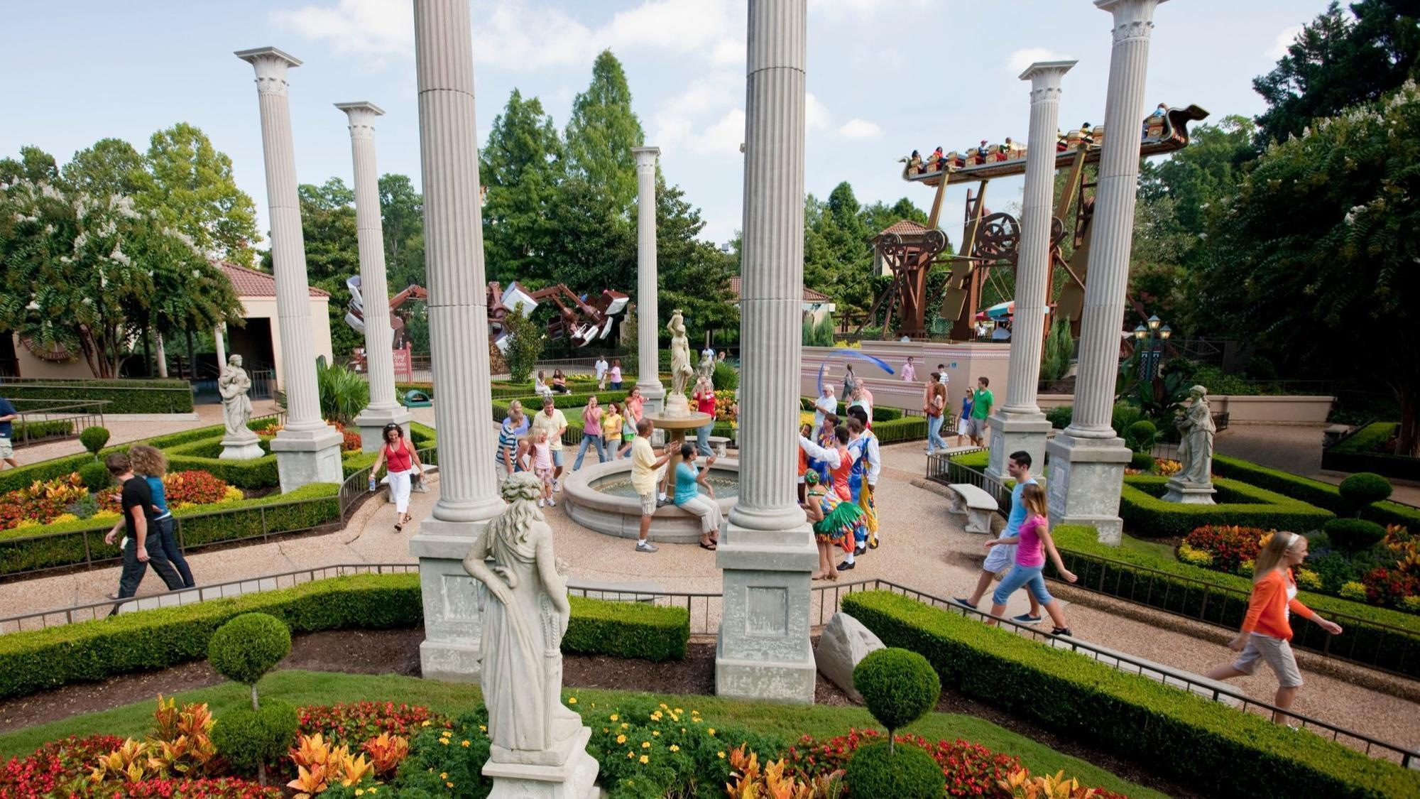 Busch Gardens Named Worldu0027s Most Beautiful Theme Park   The Virginia Gazette