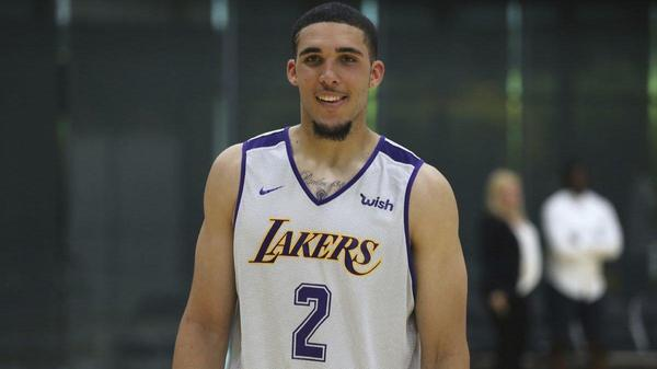 After Lakers workout, LiAngelo Ball says Lithuania better prepared him better for the NBA than UCLA