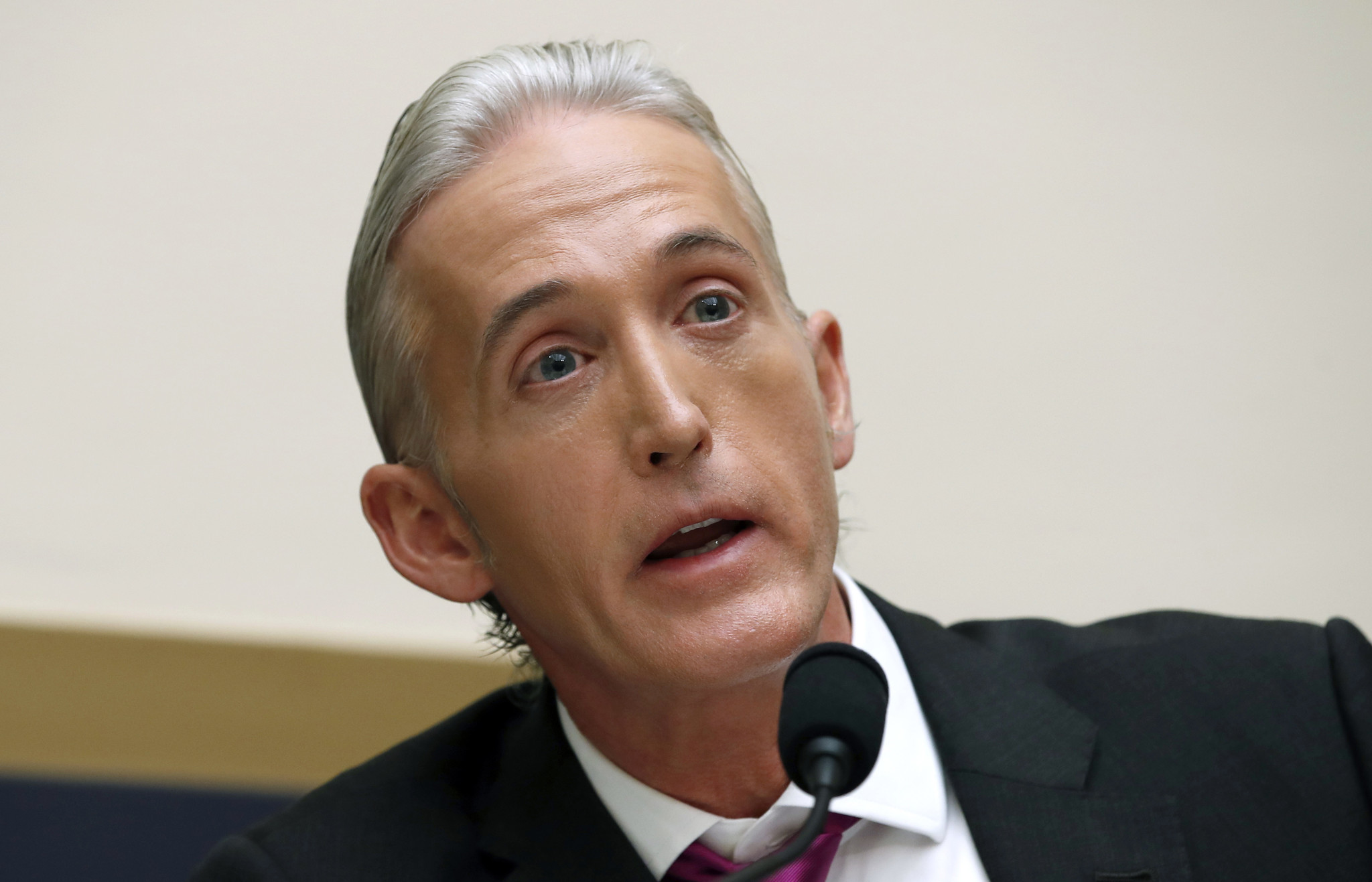 Republican Rep. Trey Gowdy disputes Trump's 'spy' claim ...