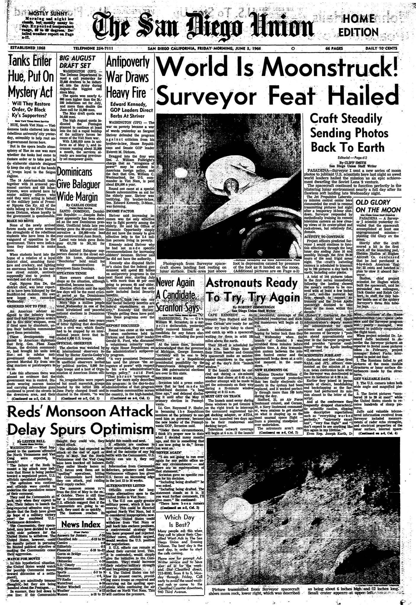 June 3, 1966