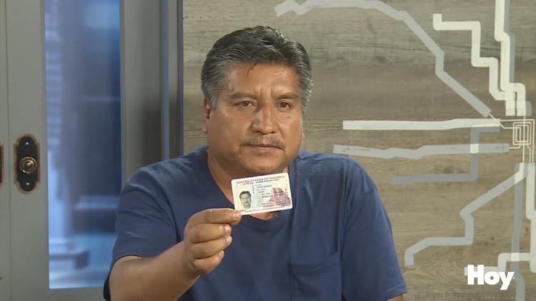 Turista mexicano víctima de ICE