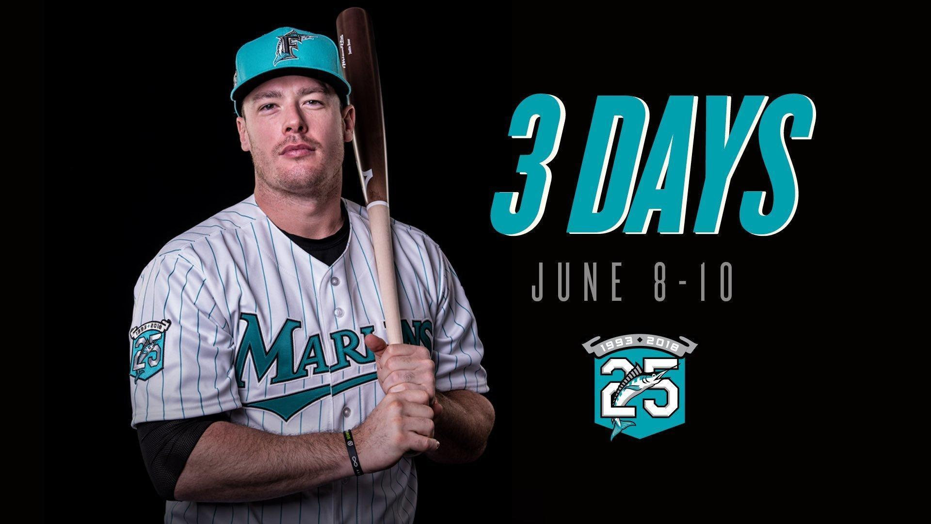 Should The Marlins Bring Back Teal Permanently And Re Rebrand As Florida