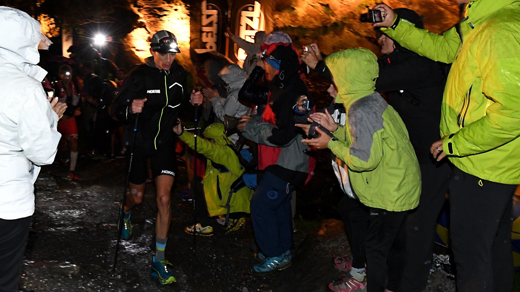 FRANCE-MOUNTAIN-ATHLETICS-NATURE-UTMB