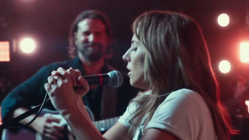 In new 'A Star Is Born' trailer, Lady Gaga and Bradley Cooper tell a love story