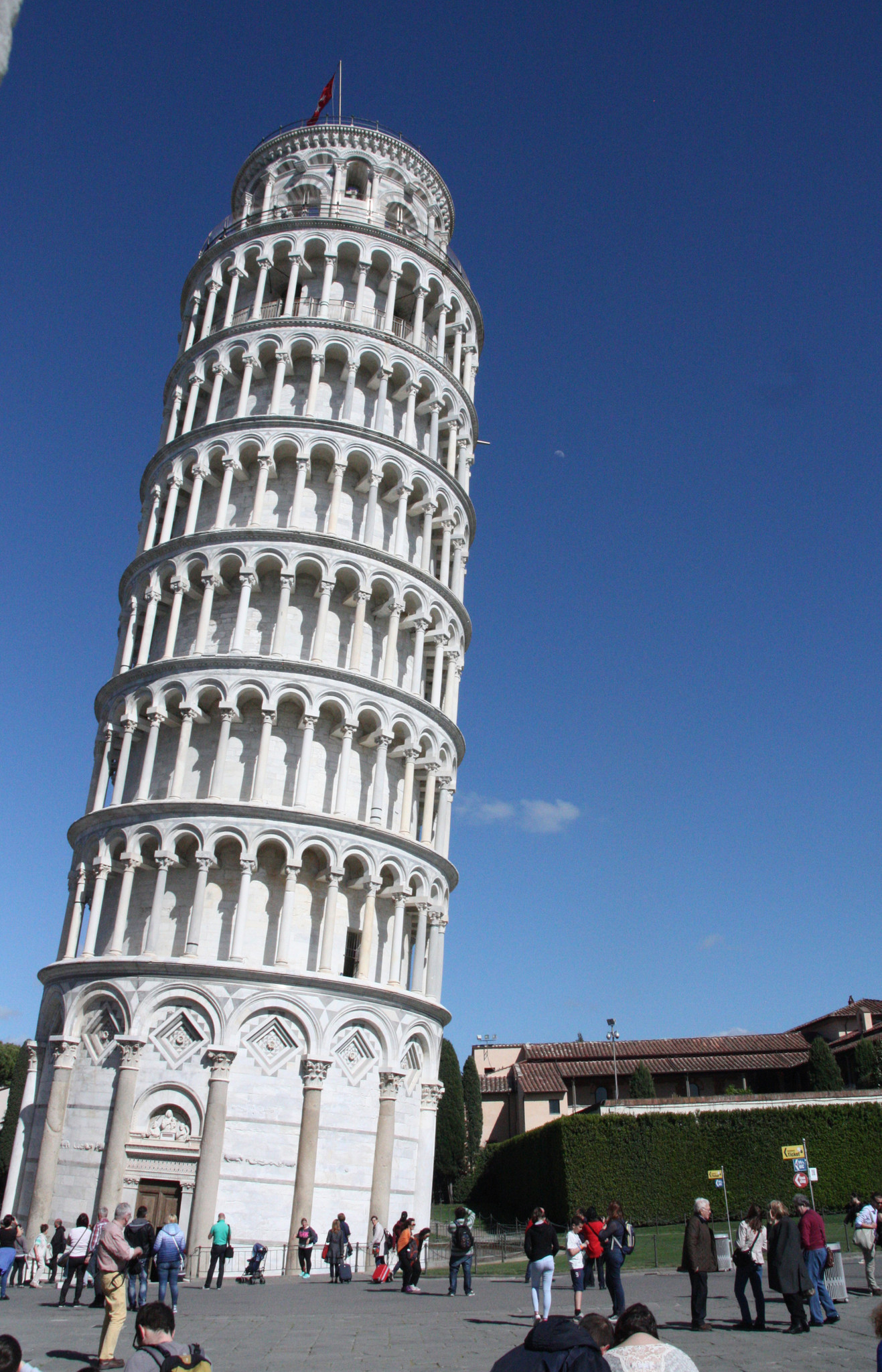 Leaning tower of pisa has withstood earthquakes for centuries now scientists know why - Leaning tower of pisa ...