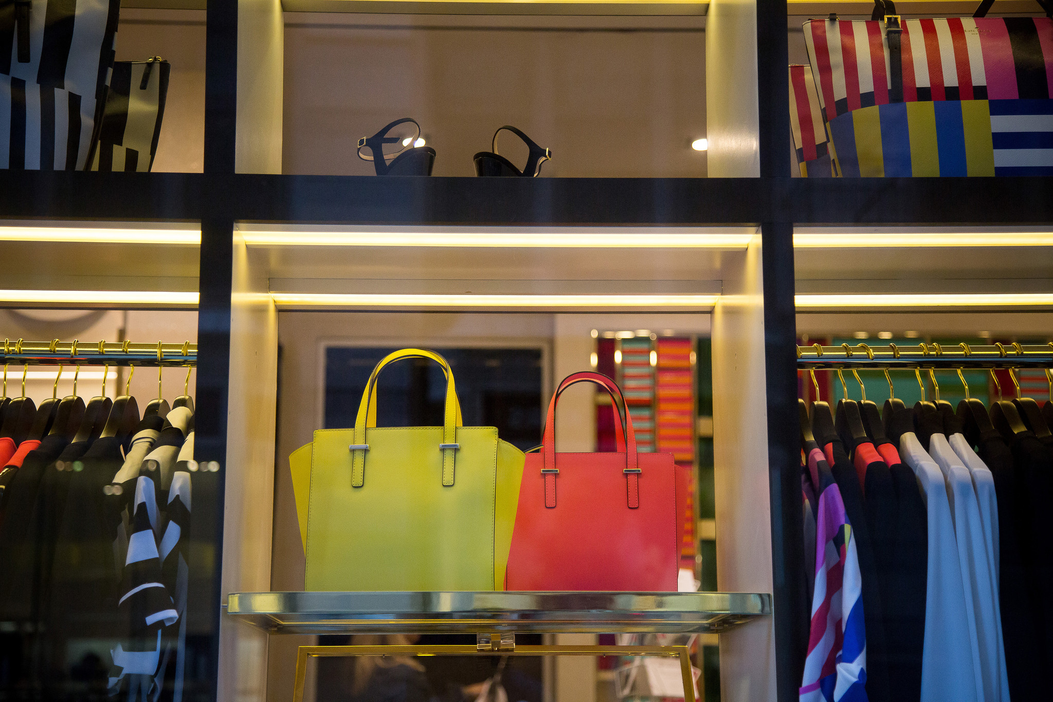 Kate Spade merchandise in a New York store in 2016.