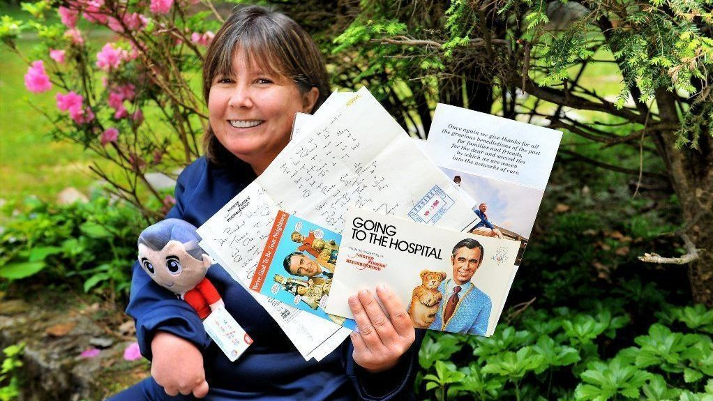 As Mister Rogers Documentary Hits Theaters, A Storrs Woman Shares Her Story Of Friendship With The TV Icon | Hartford Courant