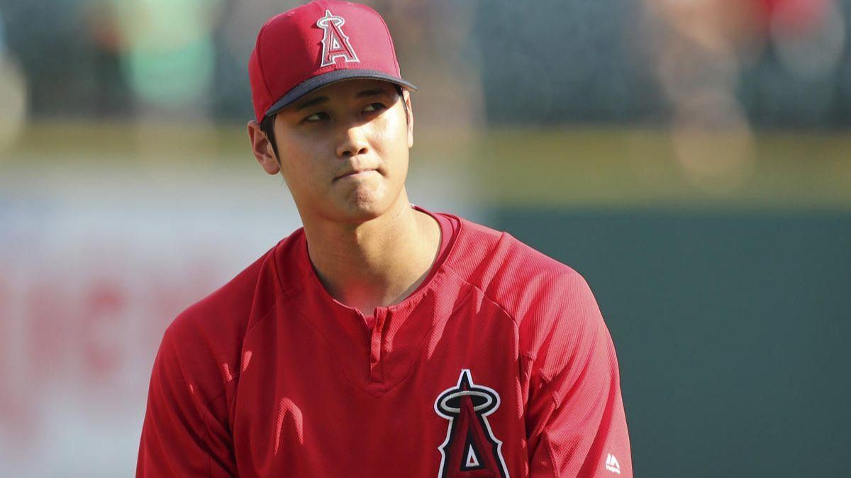 Angels put Shohei Ohtani on the disabled list because of elbow injury
