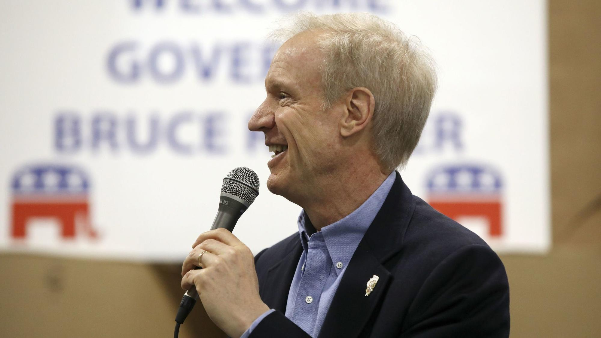 More than 600 bills will land on Rauner's desk as he seeks re-election