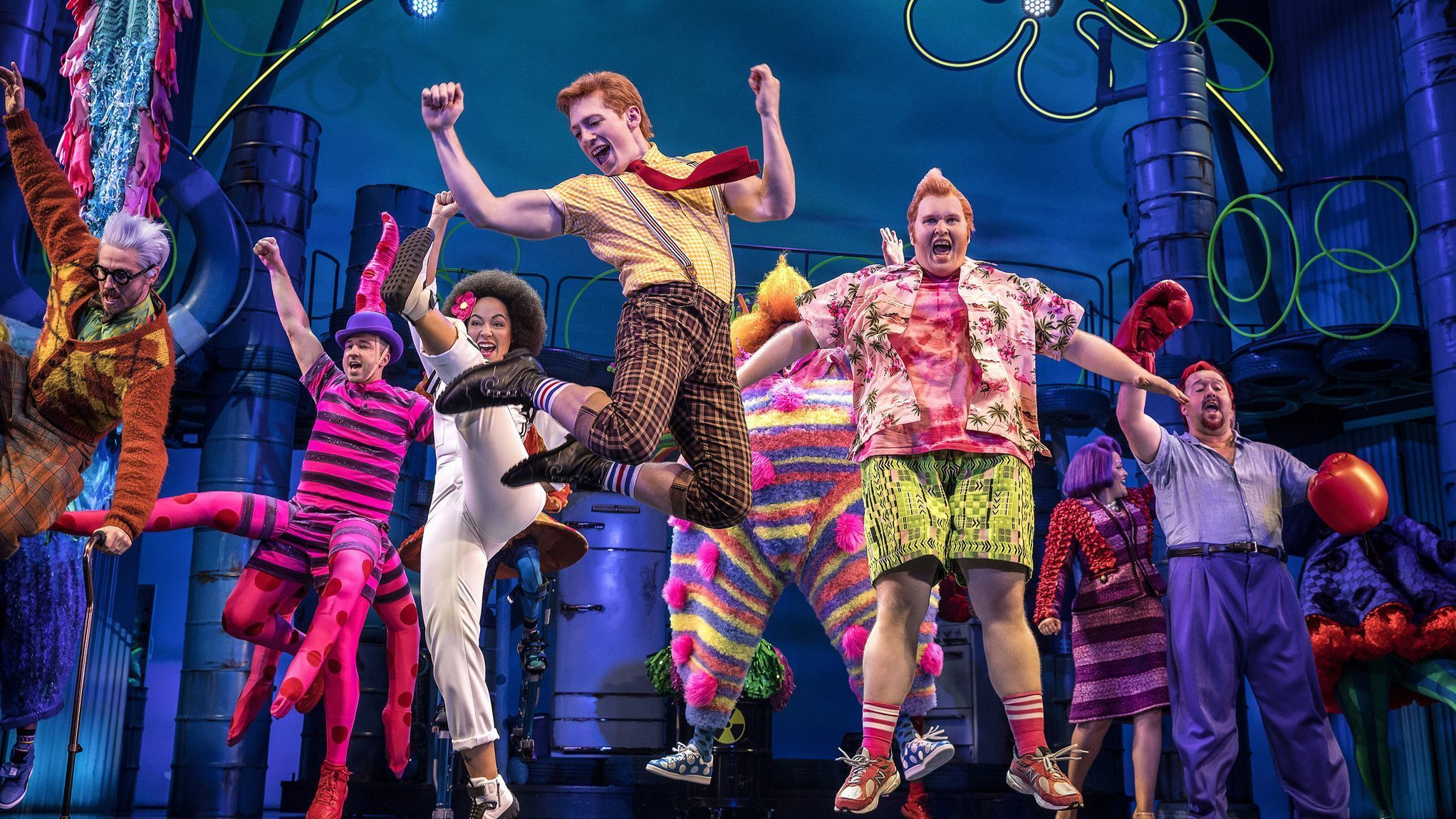 'The Band's Visit' wins 2018 Tony Award for Best Musical