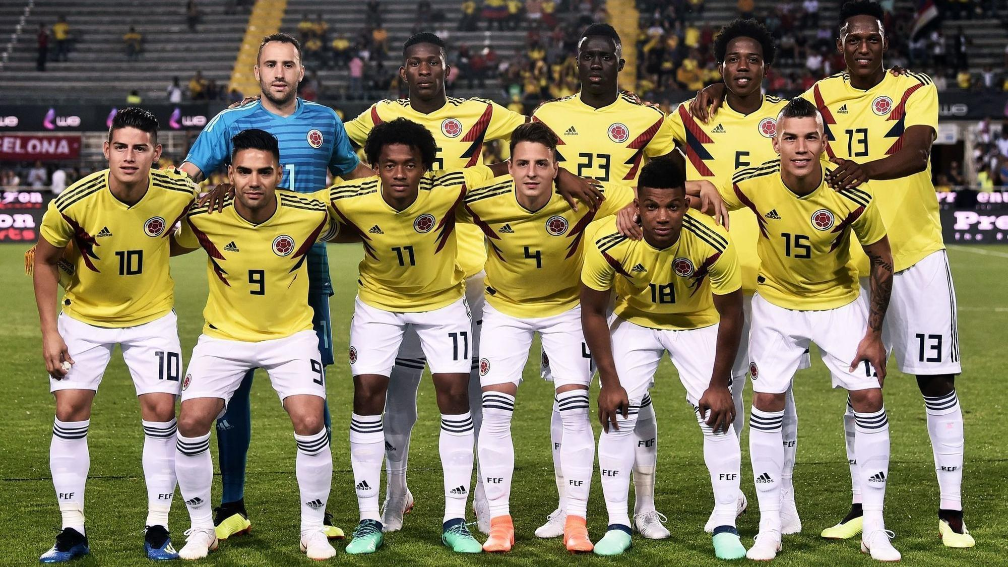 World Cup Countdown James Colombia With High Expectations After  Performance Chicago Tribune