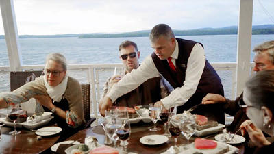 Retirees, this new cruise line is for you. There are no kids, and booze is included.