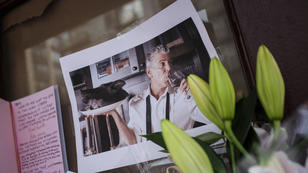 He may have had a bad boy persona, but Anthony Bourdain was lovely, loyal and so damn smart