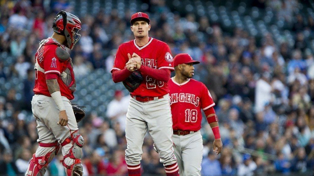 Andrew Heaney takes a step backward in Angels' 5-3 loss to Mariners