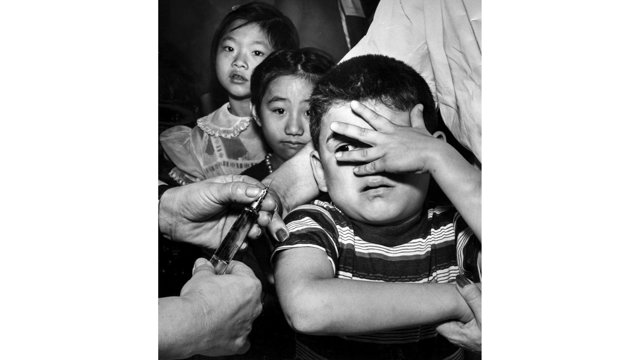 From the Archives: Polio immunization | Los Angeles Times