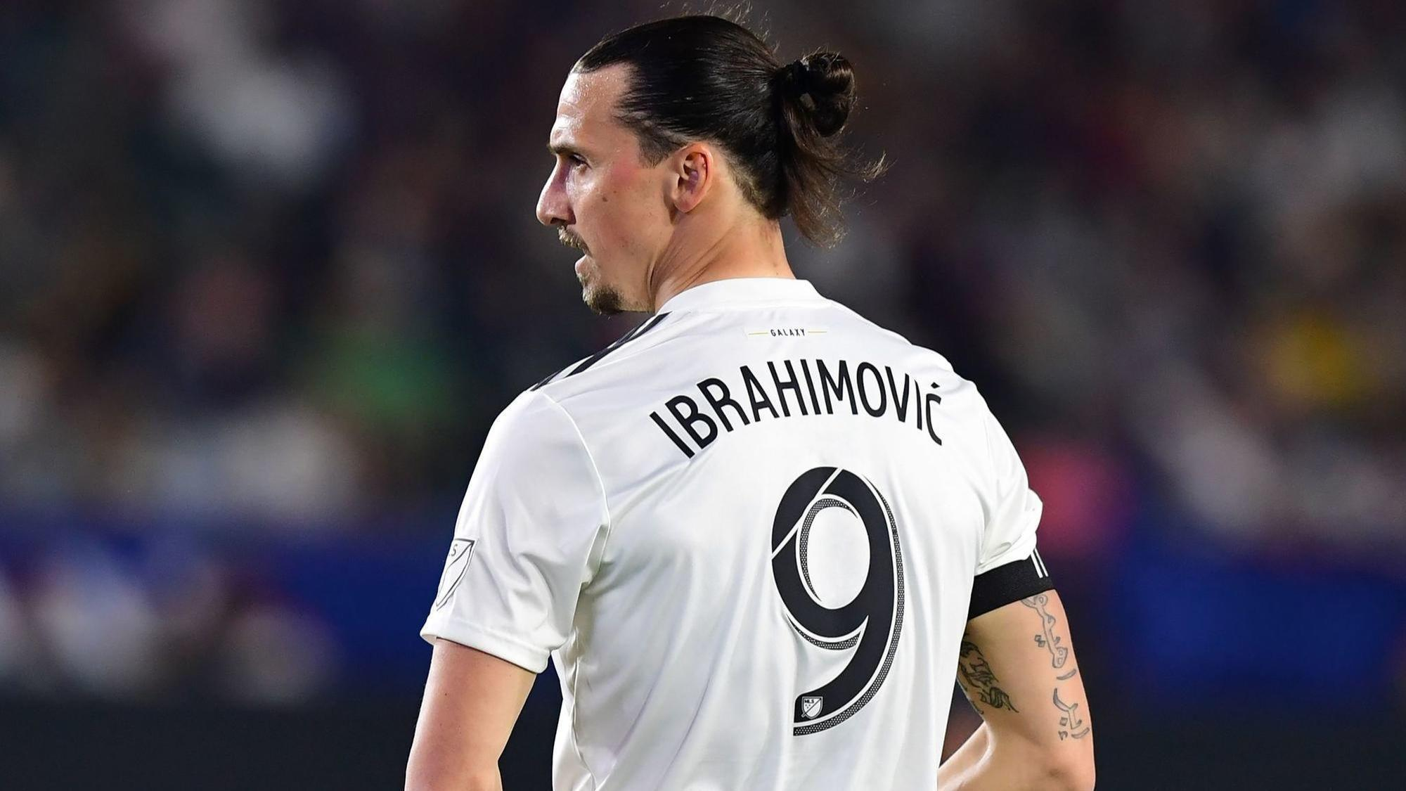 Zlatan Ibrahimovic doesn't agree that Sweden's World Cup team is better off without him