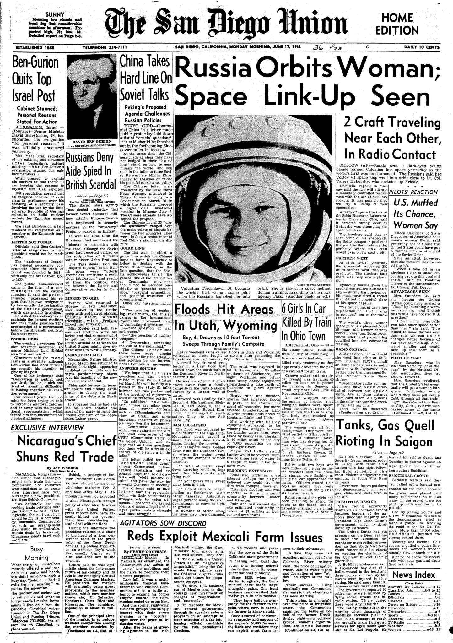 June 17, 1963